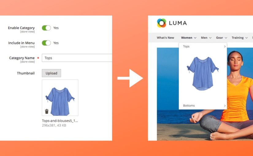 Magento 2 – How to add custom thumbnail images in submenu items.